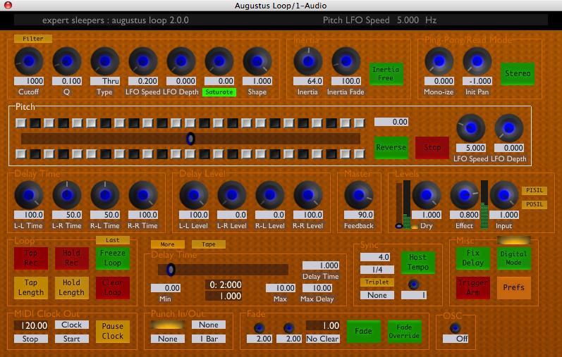Augustus Loop x64 screenshot